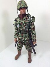 1/6 GEARBOX USMC MARINE OFFICER THOMPSON COLT 1911 WW2 DRAGON BBI DID 21st