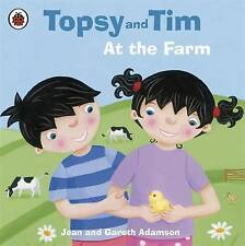Preschool Story - Topsy & Tim First Experiences: TOPSY AND TIM AT THE FARM - NEW