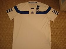 NWT Adidas ClimaCool Adipower ForMotion Barricade Tennis Crew Shirt F46158 Large