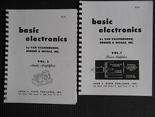 Vacuum Tube Audio Book- BASIC ELECTRONICS V1 and V2