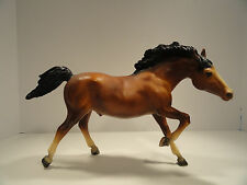 Breyer Horse Brown with Black Mane and Tail