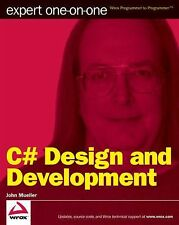 NEW - C# Design and Development: Expert One on One by Mueller, John Paul