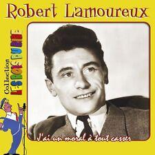 Robert Lamoureux : J'ai un moral à tout casser (2CD) - Collection les rois du ri