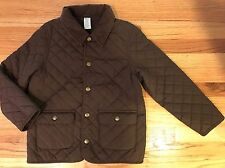 Gymboree, Girl Button Front Quilted Jacket, Size 7-8