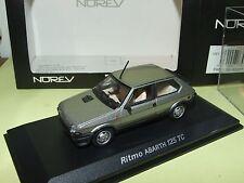 FIAT RITMO ABARTH 125 TC Gris NOREV 1:43