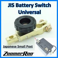 Honda Battery Disconnect Switch Isolator Cut Off Switch - JIS Type