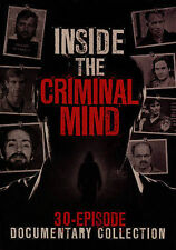 Inside the Criminal Mind: 30-Episode Documentary Collection (DVD, 2014, 6-Disc S