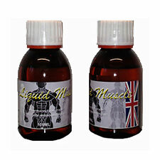Liquid Muscle Synthol Posing Oil 100ml