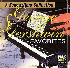 The Songwriters Collection by George Gershwin (CD, Jun-2002, Park South Records)