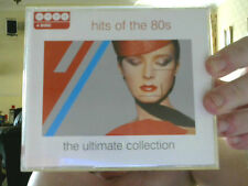 HITS OF THE EIGHTIES THE ULTIMATE COLLECTION 4 CDS GREAT XMAS GIFT FREE UK POST