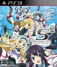 Used PS3 IS Ignition Hearts PLAYSTATION 3 SONY JAPAN JAPANESE IMPORT