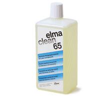 elma clean 65 – schonender Neutral Reiniger für die Ultraschall Reinigung