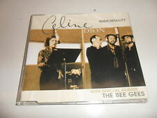 CD  Celine Dion* With Special Guests  Bee Gees, The*  ‎– Immortality