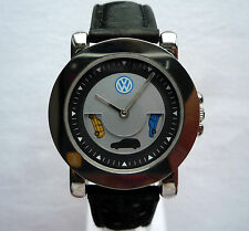 Volkswagen Classic Car Golf 2 3 MK2 MK3 GTi Swiss Movt Made in Germany Watch