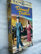 DAMSEL IN DISTRESS ( FRED ASTAIRE ) NTSC VHS SMALL BOX