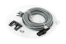 Nilfisk Original GM 80 GM 90 Power cord, Mains cable, Flex (M11)