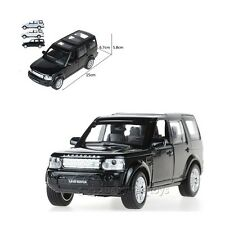 KDW 1/32 Scale DIECAST Land Rover Discovery 4 Car Model With Sound & Light