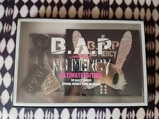 B.A.P NO MERCY Hurricane Japan CD+Necklace Tag Limited Edition KPOP + FREE GIFT