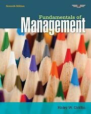 Fundamentals of Management by Griffin, Ricky W.