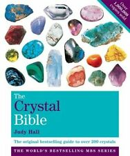 The Crystal Bible: Volume 1 Godsfield Bibles by Judy H. Hall 9781841813615