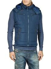 DIESEL WILFRID NAVY JACKET SIZE L 100% AUTHENTIC