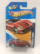 Hot Wheels Ferrari 599xx Super Treasure Hunt