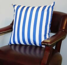 "Royal Stripe Cushion Cover 18""x18"""