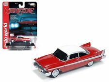 "`58 Plymouth Fury "" CHRISTINE "" 1958 ***RR*** JL Auto World 1:64 OVP"