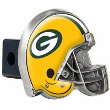 Green Bay Packers NFL Metal Helmet Trailer Hitch Cover ~ NEW!