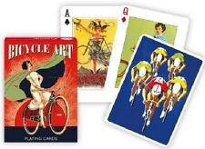 Playing Cards Bicycle Art Piatnik Each Card is Different Non-Standard