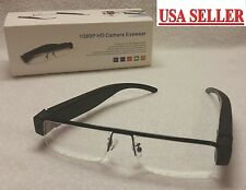 1080P 5MP HD Digital Video Spy Hidden Camera Glasses Cam Eyewear DVR Camcorder 1
