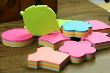1Pcs Floral Star Arrow Sticker Post It Flags Page Marker Memo Tab Sticky Notes