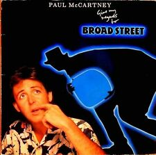 Paul McCartney - Give My Regards to Broad Street - LP - washed - # L 1.131