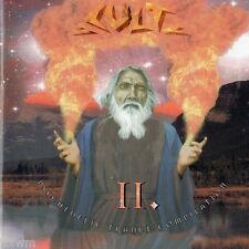 CULT II-a Miracle Summer Breeze-CD-come nuovo-Goa Trance