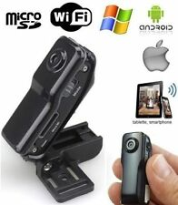 Wireless Camcorder HD MD81 WiFi Camera Mini DV Sport Cam Wifi P2P IP Camera CA