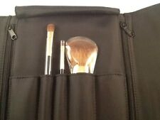 Genuine Chanel Beaute Trifold Makeup Case w/Brushes