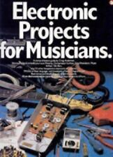 Electronic Projects for Musicians by Anderton, Craig