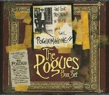 THE POGUES - JUST LOOK THEM STRAIGHT IN THE EYE AND SAY...POGUE 5 CD NEU