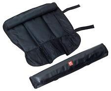 Zwilling Messertasche Rolltasche für Messer Küchenmesser schwarz 7 Fächer