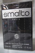 FRANCESCO SMALTO (S) 1.7 OZ / 50 ML  PARIS EDT SPRAY POUR HOMME COLOGNE FRO MEN
