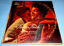 MADE IN U.S.A.:NELSON RIDDLE & HIS ORCHESTRA - THE TENDER TOUCH LP,INSTRUMENTAL
