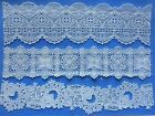 Vintage PreMade Edible Cake Lace Panels Wedding Prom Birthday Baptism Quinceaner