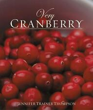Very Cranberry, Trainer Thompson, Jennifer, 1587611805, Book, Very Good