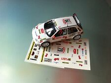 Decal 1 43 CITROEN SAXO KIT CAR N°79 Rally WRC monte carlo 2006 montecarlo