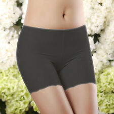 Lady Modal Seamless Safety Pant Women ShortS Tight Legging Underwear Underpant