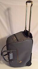 Tumi 79361 Sinclair Hadley Wheeled Carry-on Soft Duffel Bag Satchel Luggage Grey