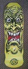 "SANTA CRUZ -  Rob Roskopp ""Face"" Skateboard Deck - 30 F#cking Years  grosso alva"
