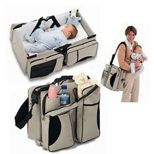 Multifunctional Baby Portable Bed/Universal Organizer Bag Pushchair Holder