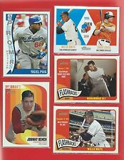 2014 Topps Heritage INSERT LOT  *** YOU PICK Any (5) Cards From List