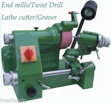 Universal cutter grinder sharpener for end mill/Twist drill/lathe cutter US1